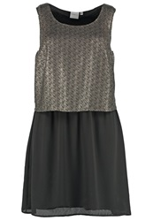 Junarose Jrbente Cocktail Dress Party Dress Black