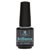 Red Carpet Manicure Brilliance Seal And Shine Top Coat 9Ml