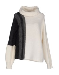 Tua Nua Knitwear Turtlenecks Women Ivory