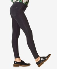 Hue Microfleece Leggings Navy