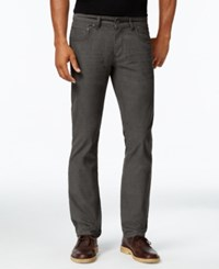 Inc International Concepts Men's Slim Fit Stretch Corduroy Pants Only At Macy's Cola
