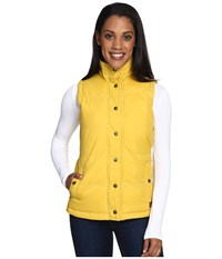 Kavu Briar Mustard Women's Clothing Yellow