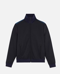 Stella Mccartney Blue Jerry Blouson