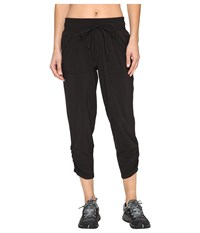 Prana Midtown Capris Black Women's Capri