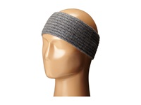 Hat Attack Cashmere Headband Charcoal Headband Gray