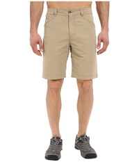 Royal Robbins Convoy Utility Shorts Desert Men's Shorts Beige