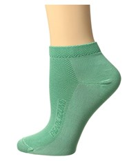 Pearl Izumi W Silk Lite Sock Green Spruce Women's Low Cut Socks Shoes