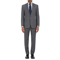 Ralph Lauren Purple Label Men's Sharkskin Two Button Anthony Suit Grey