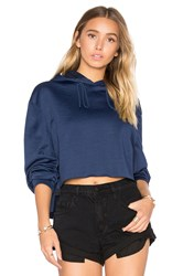 Cheap Monday Attract Hoodie Navy