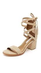 Cynthia Vincent Petunia City Sandals Latte