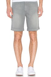 Ag Adriano Goldschmied Wanderer Short Gray