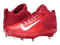 Nike Trout 3 Pro Baseball Cleat Varsity Red White Light Crimson Men's Cleated Shoes