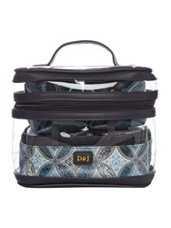 Dickins And Jones Vanity Case Navy
