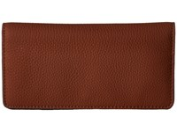 Ecco Jilin Large Wallet Cognac Wallet Handbags Tan