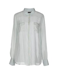 Fred Perry Shirts Shirts Women Light Grey