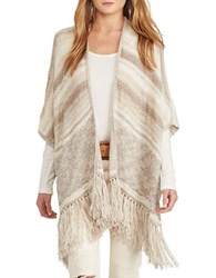 Polo Ralph Lauren Poncho Inspired Cardigan Cream