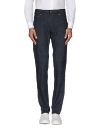 Harmontandblaine Trousers Casual Trousers Men Blue
