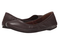 Lucky Brand Emmie Tobacco Women's Flat Shoes Brown