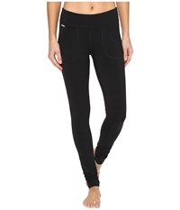 Lole Salutation Leggings Black Women's Clothing