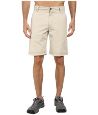 Royal Robbins Convoy Short Light Khaki Men's Shorts