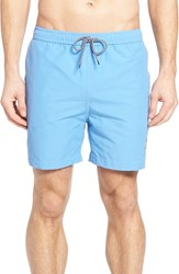 Psycho Bunny Men's Swim Trunks Marina