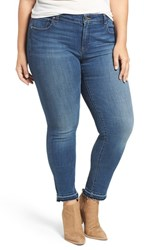 Lucky Brand Plus Size Women's Ginger Stretch Skinny Jeans