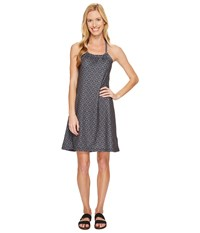 Prana Quinn Dress Charcoal Botanica Women's Dress Gray