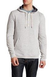 Grayers Double Cloth Hoodie Beige