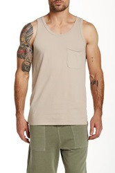 Ever Fin Solid Tank Beige