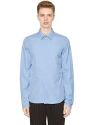 Marni Extra Long Sleeves Cotton Poplin Shirt