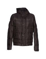 Cape Horn Coats And Jackets Down Jackets Men Dark Brown