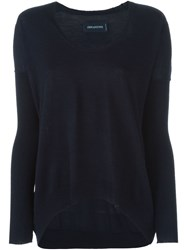 Zadig And Voltaire 'Preppy' Sweater Blue