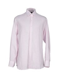 Emma Willis Shirts Shirts Men Light Pink