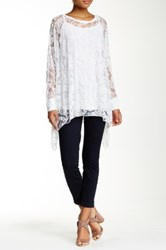 Luma Long Sleeve Blouse White