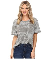 Free People Army Tee Green Women's T Shirt