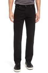 Ag Jeans Men's Tellis Modern Slim Stretch Twill Pants Super Black