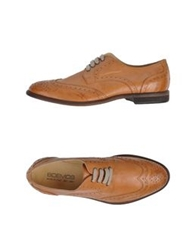 Boemos Lace Up Shoes Brown