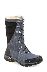 Women's Ahnu 'Northridge Wp ' Insulated Waterproof Boot Winter Smoke