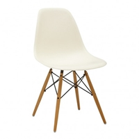 Eames Dsw Chair Cream The Conran Shop