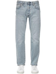 Levi's 501 '93 Straight Leg Cotton Denim Jeans Light Indigo