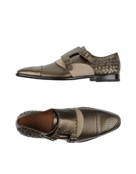Etro Loafers Bronze