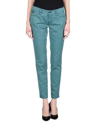 S.O.S By Orza Studio Trousers Casual Trousers Women Deep Jade