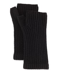 Rag And Bone Rag And Bone Alexis Cashmere Fingerless Gloves Fire Red