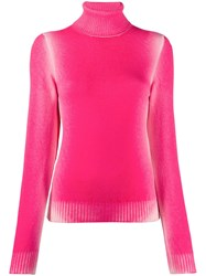 Barrie Faded Turtle Neck Jumper 60