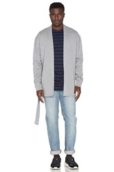 10.Deep Jim Kelly Fleece Gray