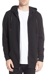 The Rail Men's French Terry Zip Hoodie