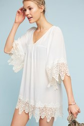 Anthropologie L Space Amanda Cover Up White