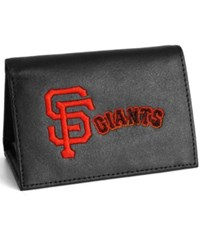 Rico Industries San Francisco Giants Trifold Wallet Black
