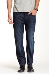 7 For All Mankind 'Standard Luxe Performance' Straight Leg Jeans Blue