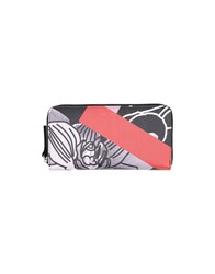 Paul And Joe Wallets Grey